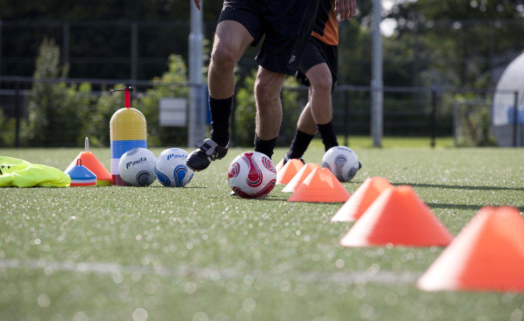 Centraal uitgiftepunt trainingsmaterialen