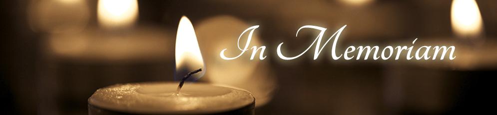 In memoriam John van Unen