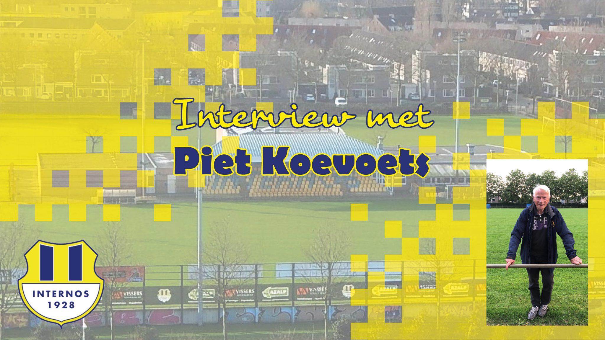 Piet wil een robot-Piet: 'Het moment dat het voor mij stopt, nadert'